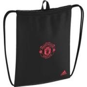 Manchester United Gymtas - Zwart/Roze
