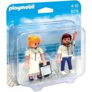 Playmobil 9216 - Comandante E Hostess Nave
