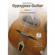 Alfred Music Gypsyjazz Guitar, Volume 1 Bertino Rodmann, Lehrbuch/CD