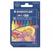 CREIOANE COLOR CERATE STAEDTLER 16 CULORI NORIS - ST-220-NC16