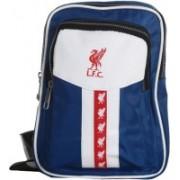 Liverpool FC Men & Women Blue Polyester Sling Bag