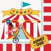 Servetten Circus