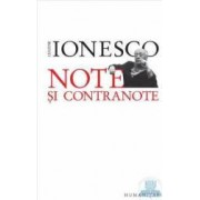 Note si contranote - Eugene Ionesco