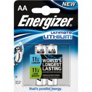 Pile Lithium Energizer - AA - 1,5 - 636895 (conf.2) - 132787 - Energizer
