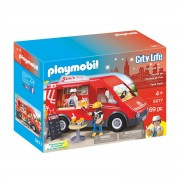 Playmobil Food Truck Playmobil Vehicles 69 Piezas