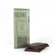 """Ciomod - Fatto a mano 6 tavolette miste """"Mix Sicilia"""": 3 Cioccolato con olio Evo DOP dei Monti Iblei - 3 Cioccolato con sesamo di Ispica"""