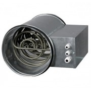 Baterie de incalzire electrica rotunda Vents NK 250-1,2-1