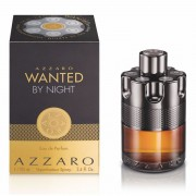 Azzaro wanted by night 100 ml eau de parfume edp profumo uomo