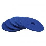 Karcher pad, miękki, niebieski, 432 mm, 5 szt.