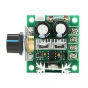 Meiyya DC Motor Governor, 12V-40V 10A PWM DC Motor Governor Módulo de interruptor de control de velocidad variable continuo