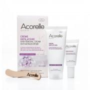 Crema depilatoare naturala pentru fata si zone sensibile 75ml