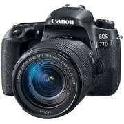 Canon EOS 77D Body, con 18-135mm, Negro