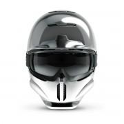 Casca Ski & Snowboard - Ruroc - RG1-DX Chrome + Smartwatch Cadou!