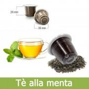 Caffè Kickkick 10 Tè Alla Menta Compatibili Nespresso