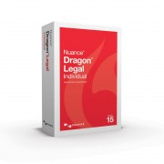 Nuance Dragon NaturallySpeaking Legal Individual 15 Descargar Inglés inklusive Wireless-Headset