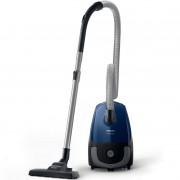 Aspirator cu sac Philips FC8240 09 750 W 3L filtru anti alergeni s Bag Albastru