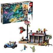 Lego Hidden Side (70422). Attacco alla capanna dei gamberetti