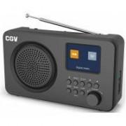 CGV Radio FM CGV DR6+noir