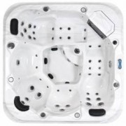 Spatec Jacuzzi Outdoor Whirlpools - SPAtec 750B weiss