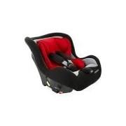 Cadeira para Auto Simple Safe Vermelho até 25kg - Cosco
