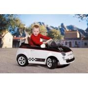 Peg Perego - Fiat 500 12V WhiteBlack