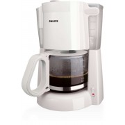 Cafetiera Philips Daily Collection HD7448/00, 1000W, 1.3 l, Alb