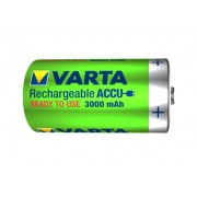 Acumulator R20 (D) 3000mAh Ready2Use 2buc blister Varta
