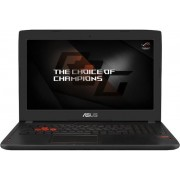 "Laptop Gaming ASUS ROG GL502VT-FY028D (Procesor Intel® Core™ i7-6700HQ (6M Cache, up to 3.50 GHz), Skylake, 15.6""FHD, 8GB, 1TB @7200rpm, nVidia GeForce 970M@6GB, Wireless AC, Tastatura iluminata) + Mouse Microsoft Wireless Mobile 1850, editie Business (Ne"