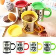 Cana inteligenta cu amestecare automata Self Mug