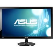 "Monitor 27"" ASUS VS278H, FHD, 1ms, 300cd/m2, 80.000.000:1, D-SUB, HDMI, zvučnik, Slim, crni"