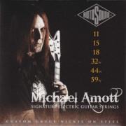 ROTOSOUND žice za električnu gitaru 011/059 MICHAEL AMOTT SIGNATURE SET - MAS11