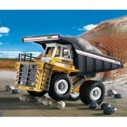 Playmobil 4037 - Tombereau Géant Camion Chantier