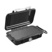 Pelican Micro Case 1015 Carrying Case Camera, Cellular Phone - Black