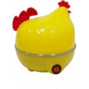 Guru Kripa EGG BOILER EGG COOKER HEN YELLOW COOKER - 7 EG Egg Cooker(7 Eggs)