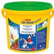 Hrana koi granule, Sera Koi Royal Medium 3,8L, 800gr, 7117