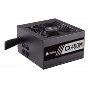 Corsair CX450M 450W ATX Black power supply unit