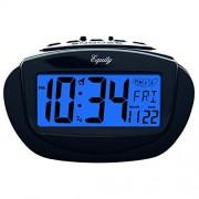 Equity by La Crosse 31022 Insta-Set LCD Reloj Despertador