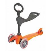 Robogó Mini Micro 3 -ban 1 narancssárga (orange)
