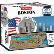 Puzzle 4D Cityscape Boston
