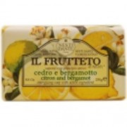 Nesti Dante natúrszappan - Il Frutteto citrom-bergamott 250 g