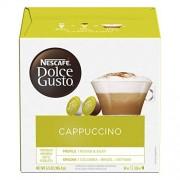 DOLCE GUSTO NESCAFE cpsulas de caf Cappuccino, 16 unidades, paquete de 3