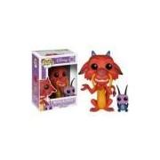 Funko Pop - Disney - Mushu E Cricket 167