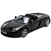 Porsche Carrera GT Black 1/24 by Motormax 73305