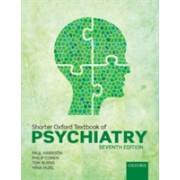Shorter Oxford Textbook of Psychiatry (Harrison Paul (Professor of Psychiatry Department of Psychiatry University of Oxford UK))(Paperback) (9780198747437)