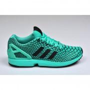Adidas ZX Flux Techfit green