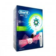 Oral-B ORAL B PRO EXPERT ESCOVA ELECTRICA CA 750 BLACK BOX
