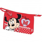 Penar triunghiular Disney Minnie Mouse, 28x19 cm