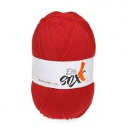 ggh ElbSox Merino 4-fädig von ggh, Rot