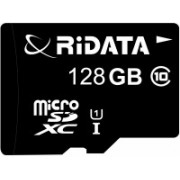 RiDATA Ultra 128 GB SDXC UHS Class 1 70 MB/s Memory Card(With Adapter)