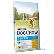 Purina Dog Chow Puppy csirke - 14 kg